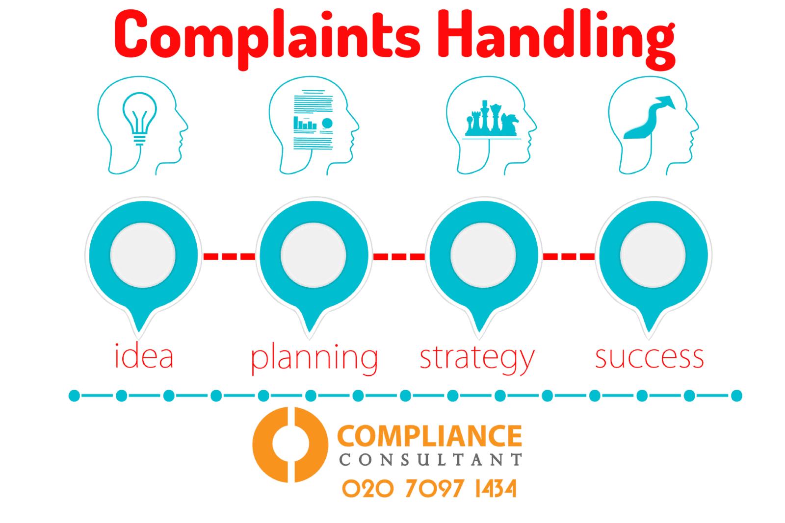 regulatory complaints handling image